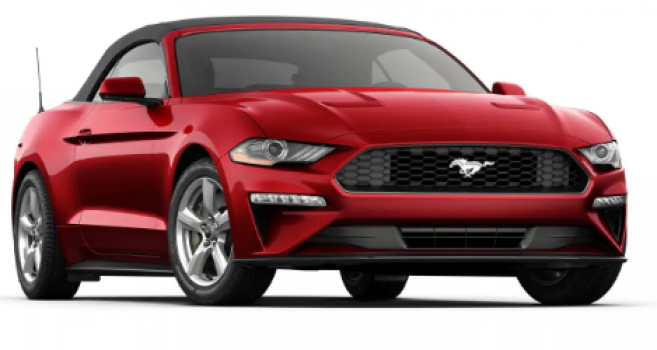 Ford Mustang EcoBoost Convertible 2019 Price in Afghanistan
