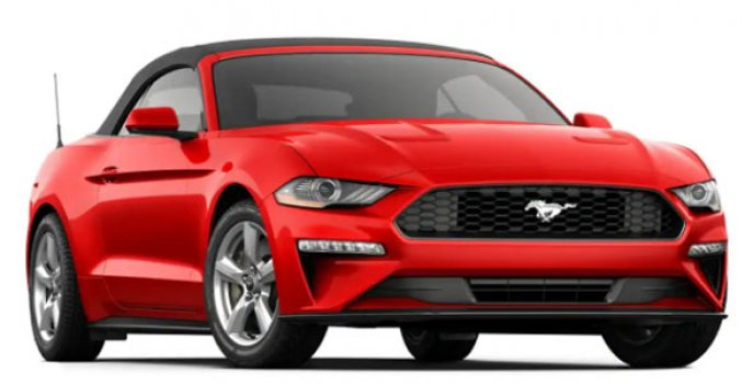 Ford Mustang EcoBoost Convertible 2020 Price in New Zealand