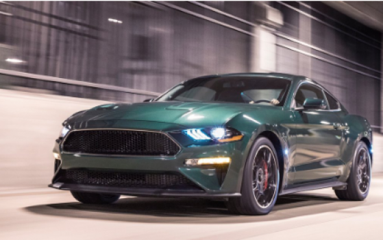 Ford Mustang EcoBoost Coupe 2019 Price in Kenya