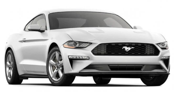 Ford Mustang EcoBoost Fastback 2020 Price in Afghanistan