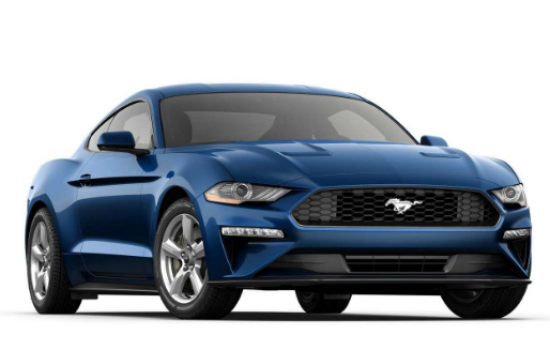 Ford Mustang EcoBoost Fastback Price in New Zealand