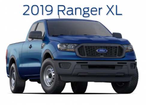 Ford Ranger XL 2019 Price in Kenya