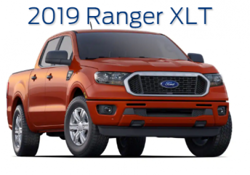 Ford Ranger XLT 2019 Price in Malaysia
