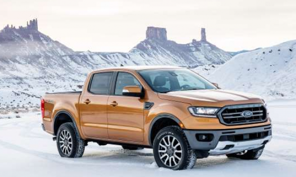 Ford Ranger XLT SuperCrew 2019 Price in Canada