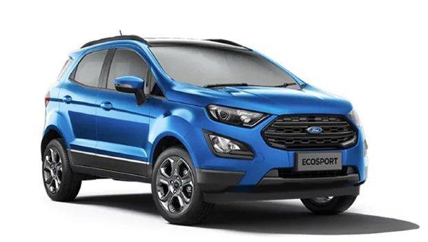 Ford EcoSport Titanium 2022 Price in Pakistan