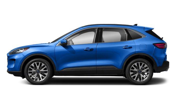 Ford Escape SEL 2022 Price in Indonesia