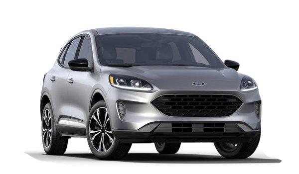 Ford Escape SE Sport Hybrid AWD 2021 Price in Canada