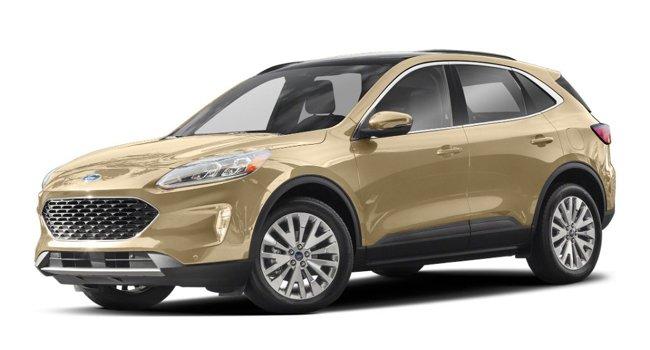 Ford Escape Titanium 2021 Price in France