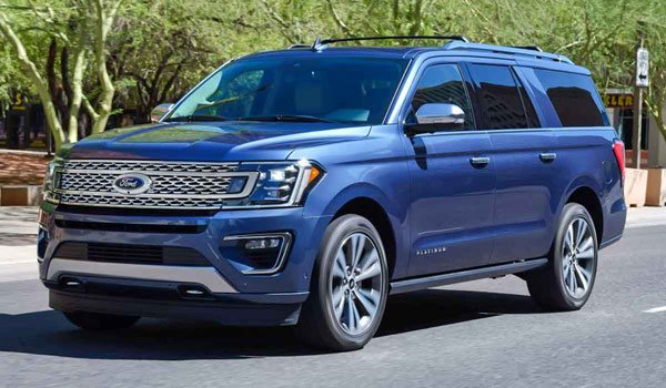 Ford Expedition Max Limited 2023 Price in Italy