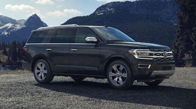 Ford Expedition Max XL 2022 Price in Indonesia