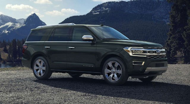 Ford Expedition XLT 2022 Price in Ecuador