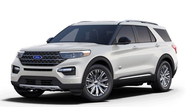 Ford Explorer King Ranch 2022 Price in Nigeria