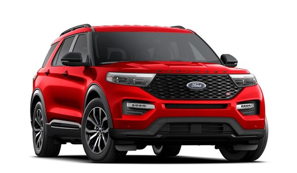 Ford Explorer ST 2022 Price in Canada
