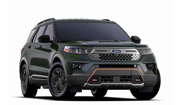 Ford Explorer Timberline 2022 Price in Nigeria