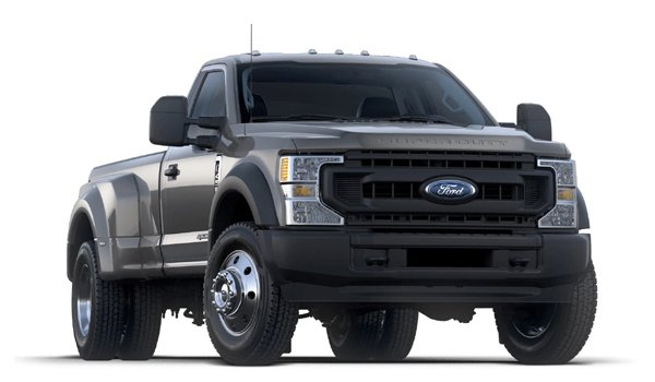 Ford F-450 Super Duty XL 2021 Price in Russia