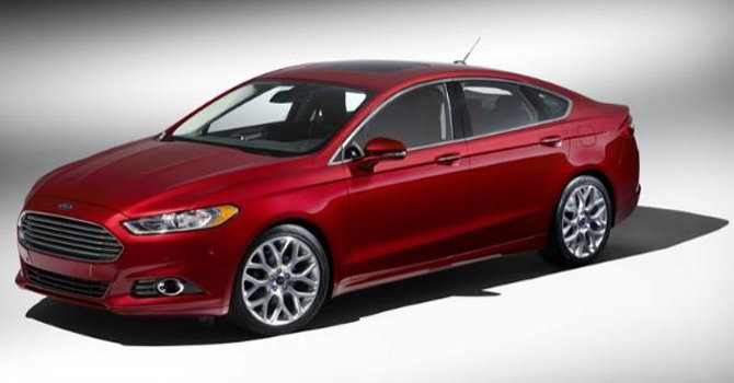 Ford Fusion S Price in Japan