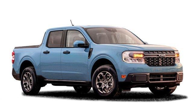 Ford Maverick XLT Hybrid 2022 Price in Ecuador