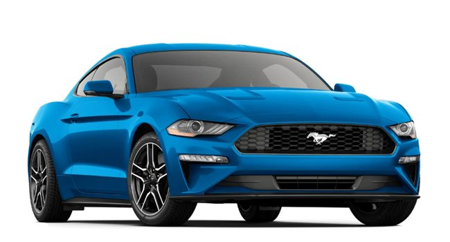 Ford Mustang EcoBoost Fastback 2021 Price in Turkey