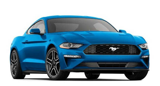 Ford Mustang EcoBoost Premium 2021 Price in Europe