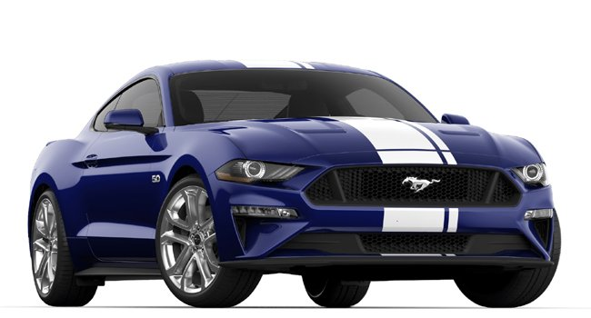 Ford Mustang GT Coupe 2022 Price in Nigeria