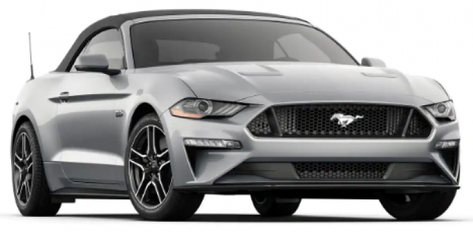 Ford Mustang GT Premium Convertible 2019 Price in South Korea