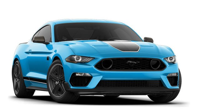 Ford Mustang Mach 1 2021 Price in Canada