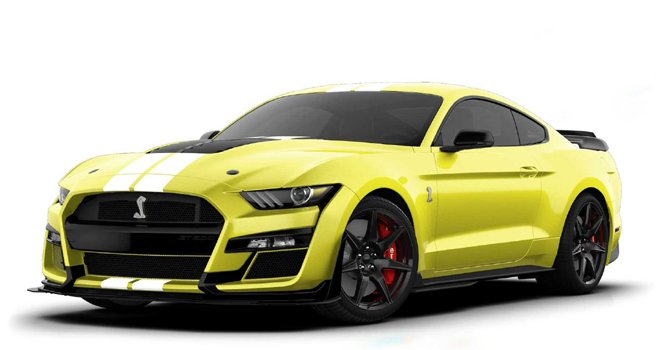 Ford Mustang Shelby GT500 2021 Price in Pakistan