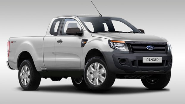 Ford Ranger Commercial  Price in Egypt