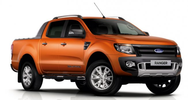 Ford Ranger Limited Price in Australia