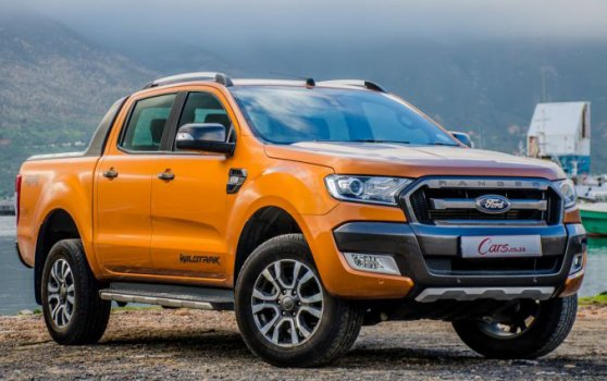 Ford Ranger WildTrack Price in Malaysia