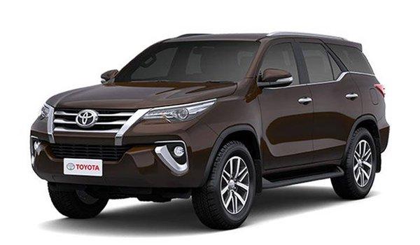 Toyota Fortuner 2.7 VVTi 2020 Price in Macedonia