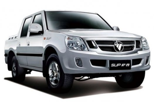 Foton SUP Double Cabin Price in Oman