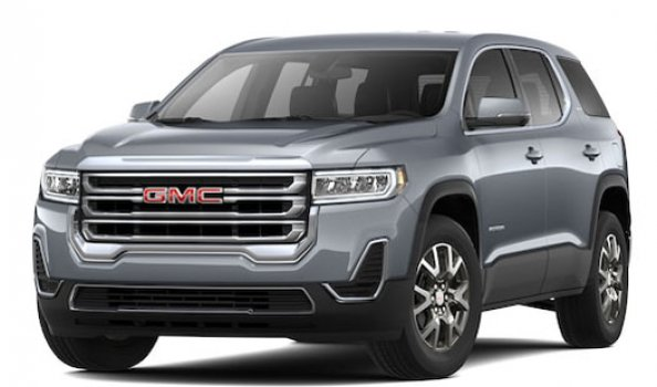 GMC Acadia AWD 4dr SLT 2020 Price in Russia