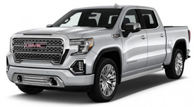 GMC Sierra 1500 Crew Cab Short Bed 2WD 2019 Price in Oman