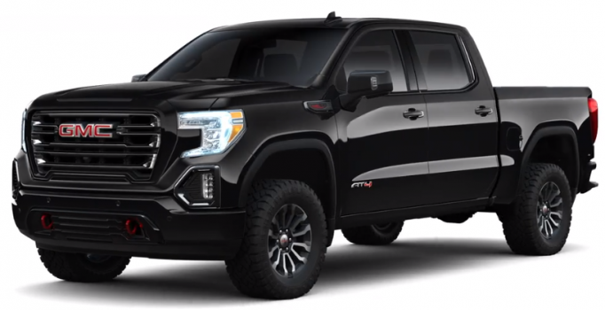 GMC Sierra 1500 Denali Crew Cab Short Bed 4WD 2019 Price in Russia