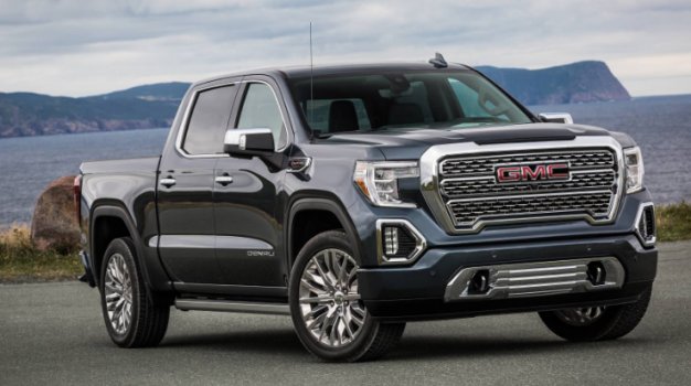 GMC Sierra 1500 Double Cab Long Bed 2WD 2019 Price in Oman