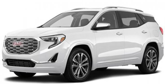 GMC Terrain AWD 4dr SLE 2020 Price in Russia