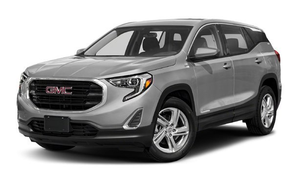 GMC Terrain SLE AWD 2021 Price in Russia