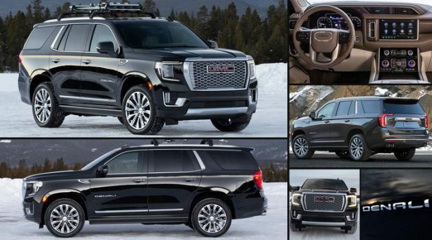 gmc yukon denali 2021 price in usa  features and specs