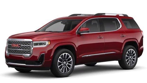 GMC Acadia Denali AWD 2021 Price in Sudan