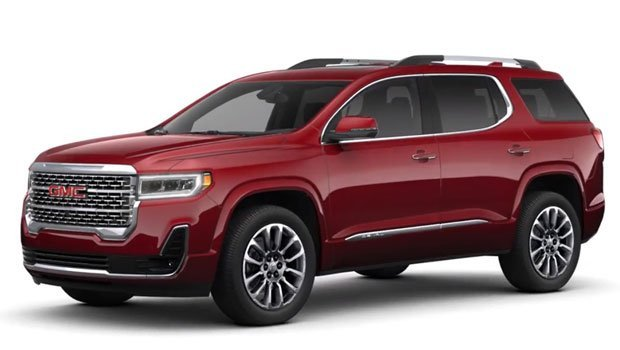 GMC Acadia SLE 2021 Price in India