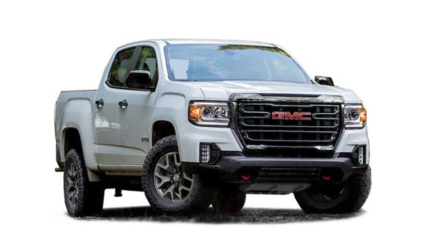 GMC Canyon Elevation Standard 2021 Price in Hong Kong