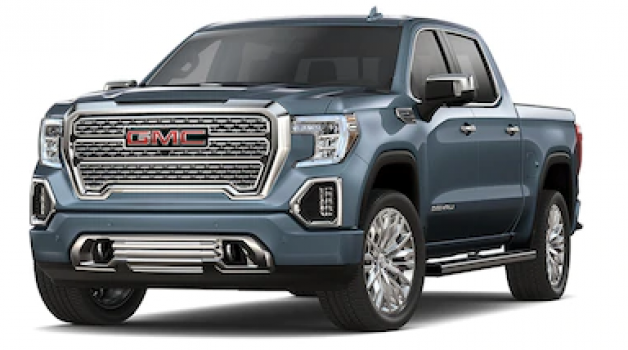GMC Sierra 1500 SLT Crew Cab Short Bed 2WD 2019 Price in Bangladesh