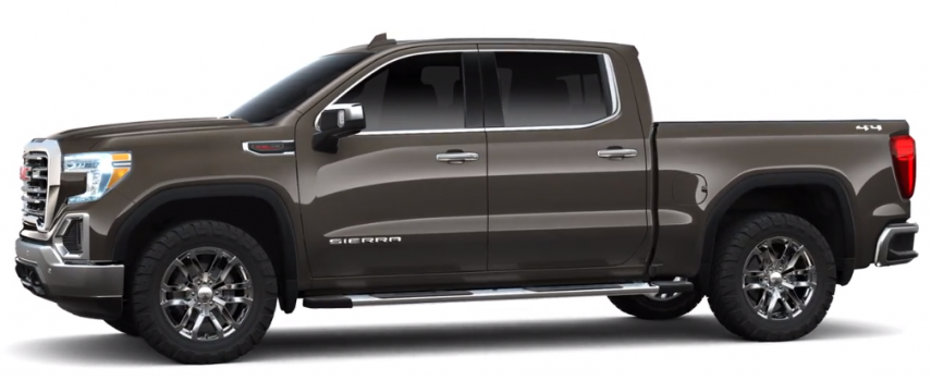 GMC Sierra 1500 SLT Crew Cab Short Bed 4WD 2019 Price in Malaysia