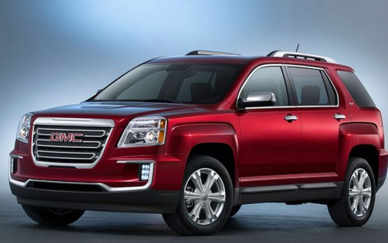 GMC Terrain 3.6L Base Price in Singapore