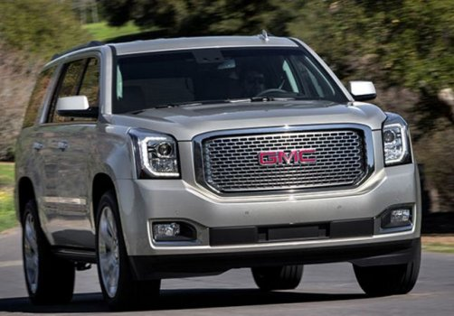 GMC Yukon Denali  Price in India