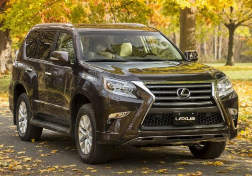 Lexus GX-Series 460 Platinum 2017 Price in Australia