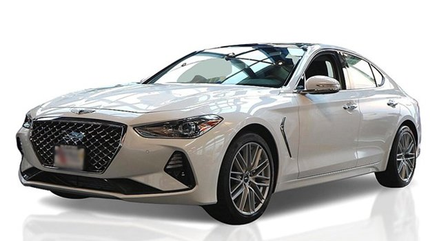 Genesis G70 2.0T AWD 2021 Price in Japan