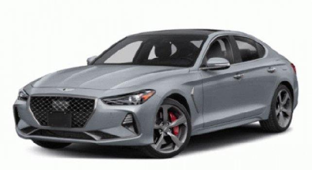 Genesis G70 2.0T Sport RWD 2020 Price in South Korea
