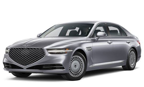 Genesis G90 3.3T Premium RWD 2020 Price in South Korea